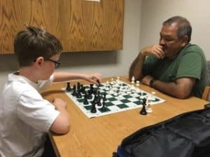 Private Chess Class One on One